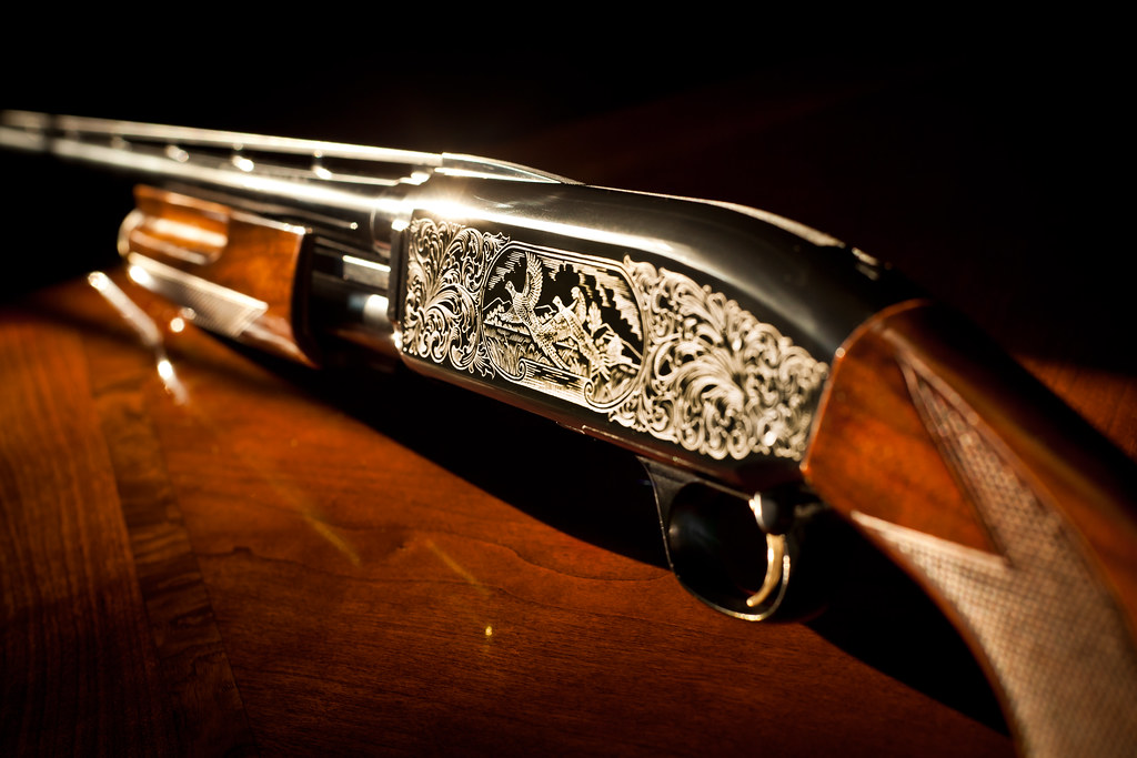 Browning BPS | 12 gauge pump shotgun  | Benjamin Gettinger