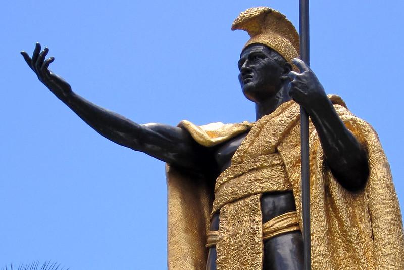 O'ahu - Honolulu - Capitol District: King Kamehameha I