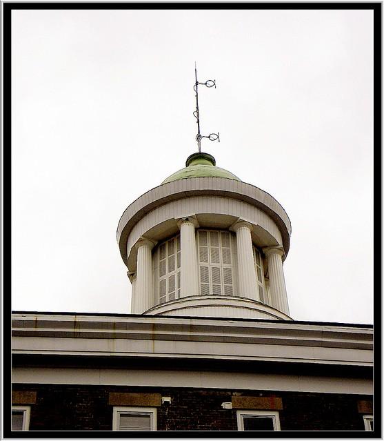 Lima Ny ~ Elim Bible Institute ~ Cupola
