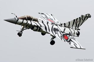 Dassault Rafale M 36 Aeronavale RNAS Yeovilton 07/07/17 | by Shaun Schofield