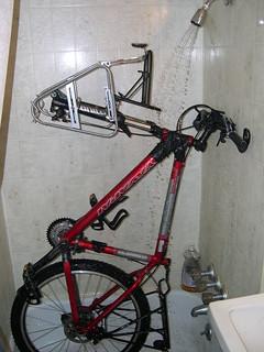 Bike Shower