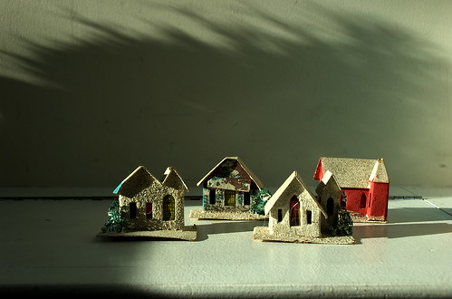 Christmas village | by Veronique Christensen