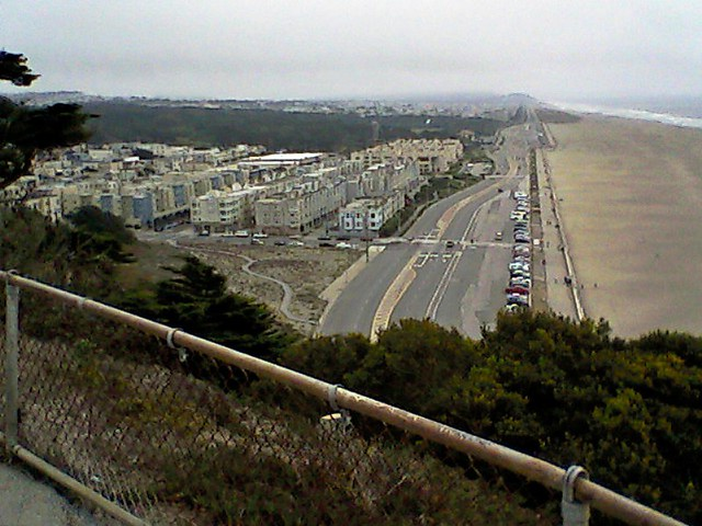 Sutro Vista Park, San Francisco
