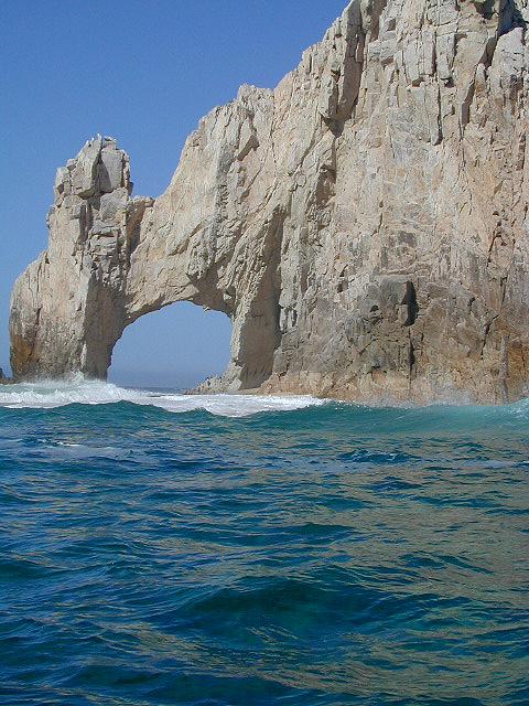 Baja Lands End