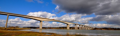Orwell Bridge | by Martin Pettitt