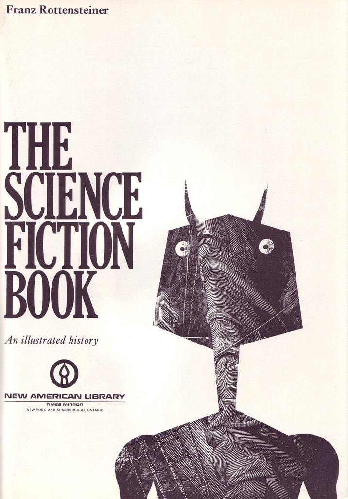 All Sizes 11 Title Page Of The Science Fiction Book