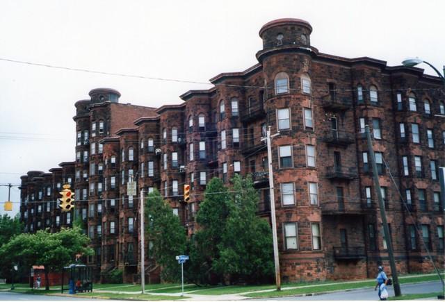 Utica, New York : Architecture Image