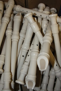 Box of soprano recorders | by oddharmonic