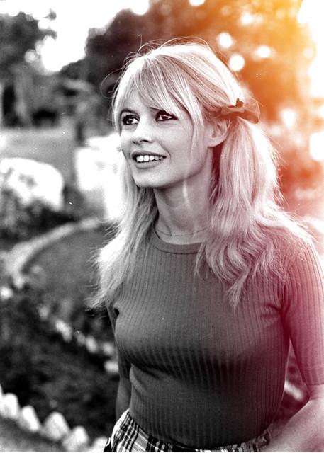 Brigitte Bardot Seventies | Vintage Icons | Nancy Alice Wood