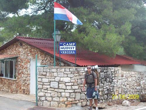 Kamp Nudist - Vrboska, Hvar, Srednja Dalmacija - Avtokampi.si