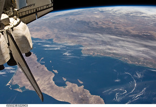 Mexico, Baja California, Gulf of California (NASA, International Space Station Science, 04/13/10) | by NASA's Marshall Space Flight Center