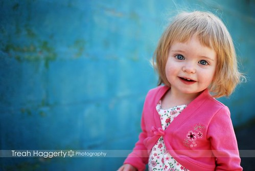Children | Brianna | by Treah Haggerty | Photography