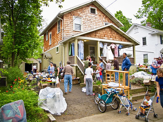 10_0501 Westnedge Hill Garage Sale 5 | by BrownPolyester