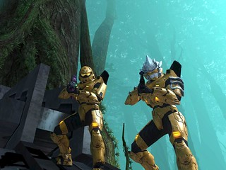 halo 3 action