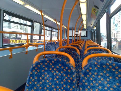 Bus seats | by markhillary