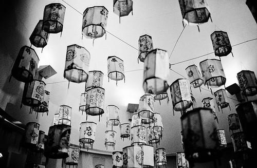 Lanterns   by tallkev