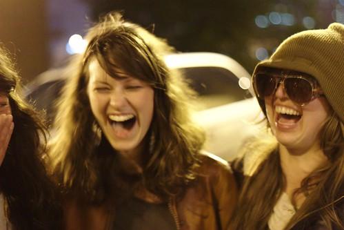 laughs | by marc kjerland