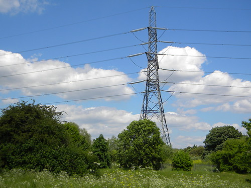 Pylon on Staines Moor | by Maxwell Hamilton