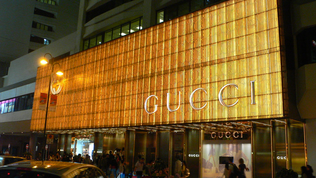3f80946348 Gucci Boutique / Hong Kong@Flagship Fashion Stores | Flickr