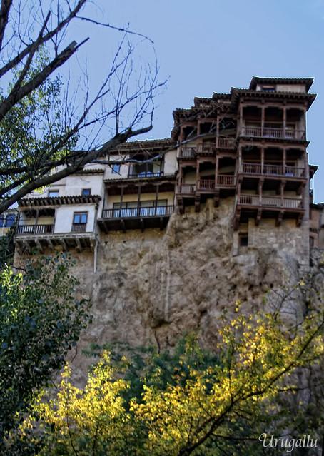 07 Casas colgantes de Cuenca