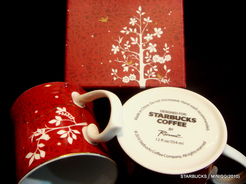 Rosamma Christmas 2010 07Miniqq Flickr Red Starbucks Mug tQdCBrshxo