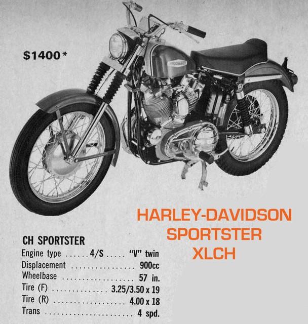 1967 Harley-Davidson XLCH | 1967 Harley Davidson Sportster X… | Flickr