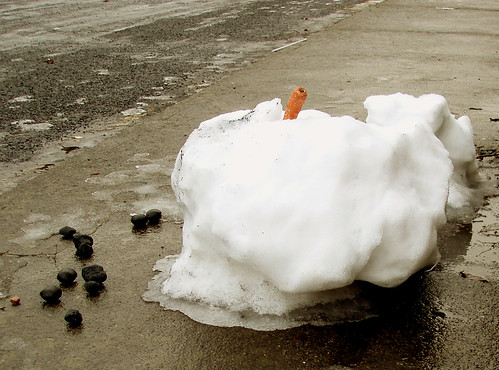 Death of a Snowperson