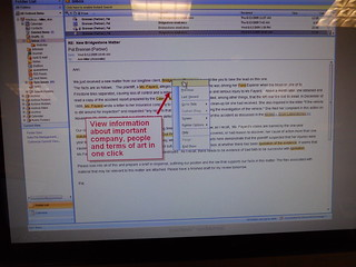 Lexis for Microsoft Office Screen Shot