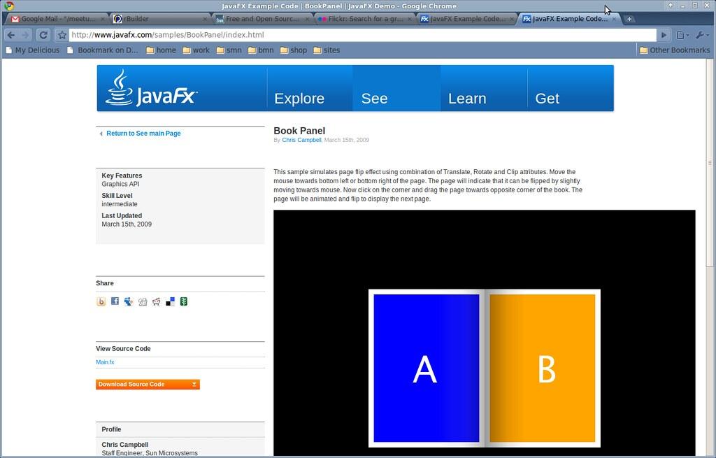 xubuntu chrome javafx sample | xubuntu google chrome oracle … | Flickr