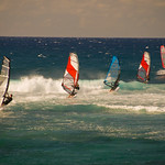 Windsurfing in Maui