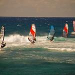 Windsurfing in Maui
