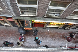 Red light district @ Amsterdam | by Michiel020