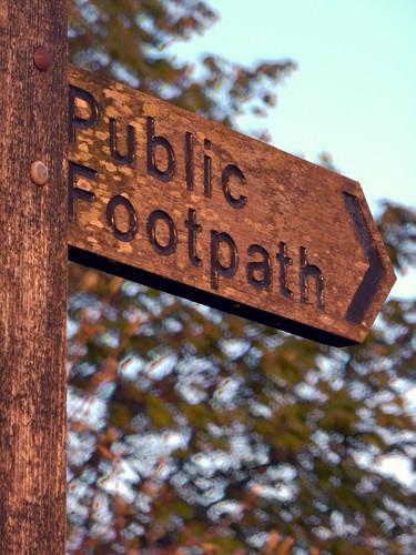 Public Footpath (19/04/2010)