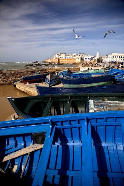 المغرب (Essaouira, Morocco)