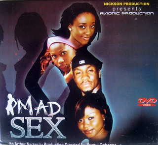 mad sex nollywood in Bristol