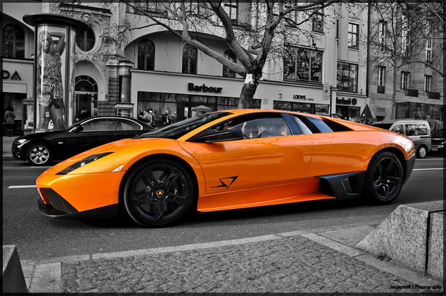 Lamborghini Murciélago LP640 \u0027SV,Edition\u0027