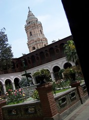 Iglesia y Convento Santo Domingo, Lima