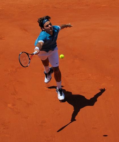 Roger Federer, Round 1, Roland Garros 2010   by sub_lime79