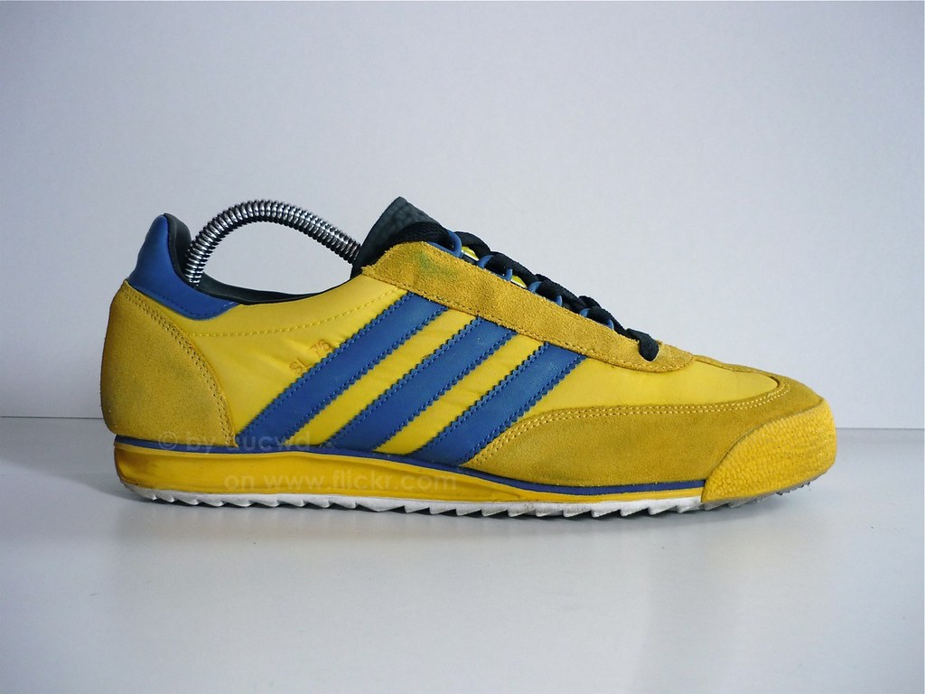 big sale 40947 809df ... 70`S   80`S VINTAGE ADIDAS SL 76 SHOES   by aucwd