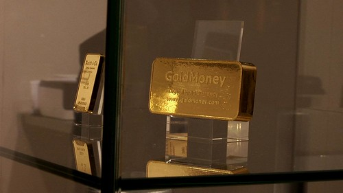 1 kilo gold bar from GoldMoney | by GoldMoneyNews
