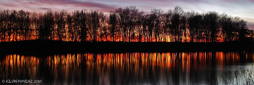 autumn sunset red sky orange sun sunlight lake color reflection tree fall halloween nature water night dark landscape fun photography pond october different outdoor michigan scenic spooky nightsky westmichigan jenison canont1i