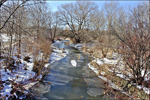 creek etobicoke hdr
