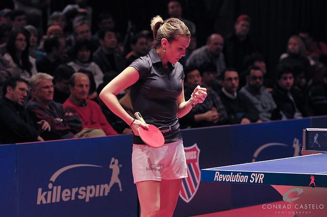 2009 Killerspin SPINvitational - Table Tennis Competition - Biba Golic