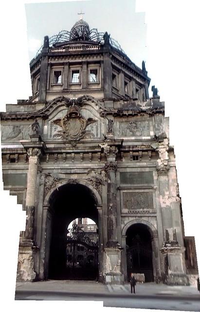 Berliner Stadtschloss. Eosander portal (Berlin)