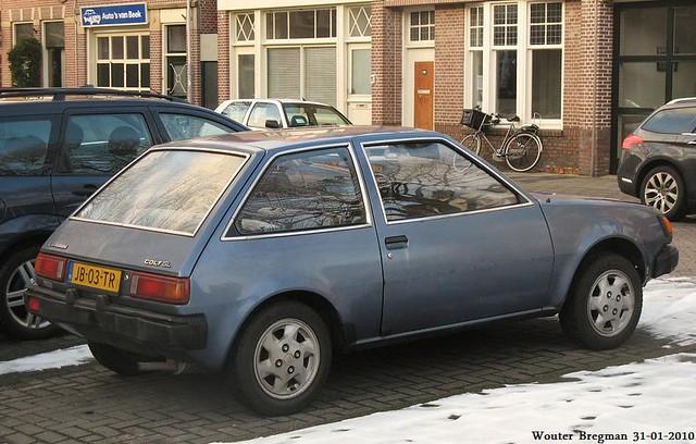 Mitsubishi colt 1982
