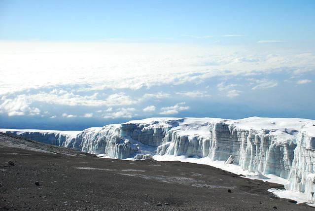 Rebman glacier