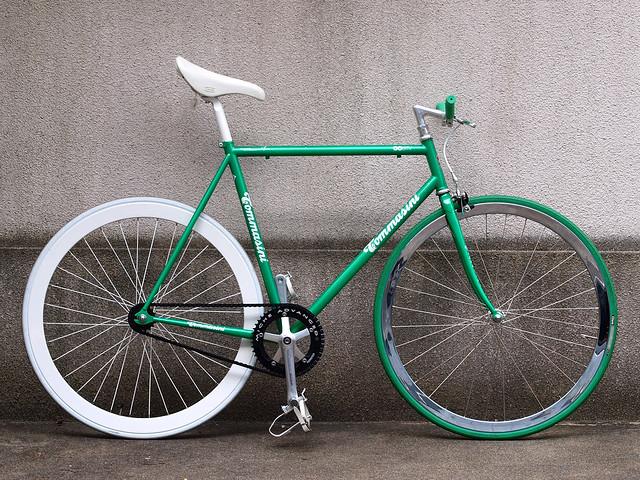 [Bike Check] Tommasini Fixie