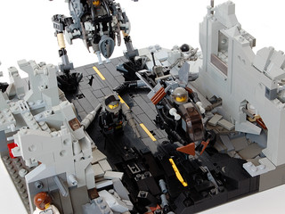 Post-Apocalypse diorama