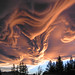 Asperitas Cloud, formerly Undulatus Asperatus by wittap