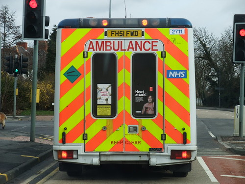 Ambulance   by ☺ Lee J Haywood